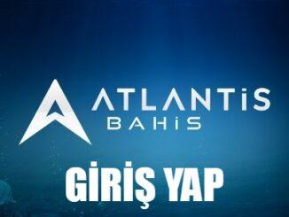 Atlantisbahis Giriş Yap