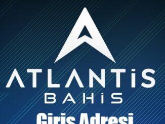 Atlantisbahis Giriş Adresi