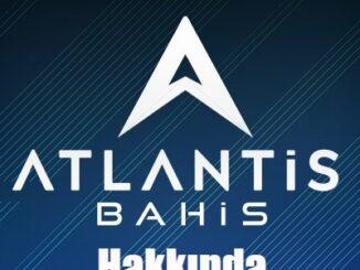 Atlantisbahis Hakkında