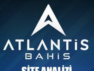 Atlantisbahis Sitesi Analizi